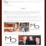 Mobles Ortolà nueva imagen y web, renovamos empresa de 1944