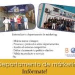 Departamento externo de Marketing