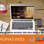 Web restaurante Il segreto – Gandia