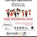 Evento The wedding day
