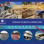 Portadas de Facebook construcción